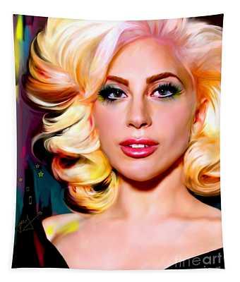 Born This Way, Lady Gaga Tapestry