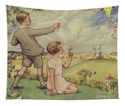 Child Wall Tapestries