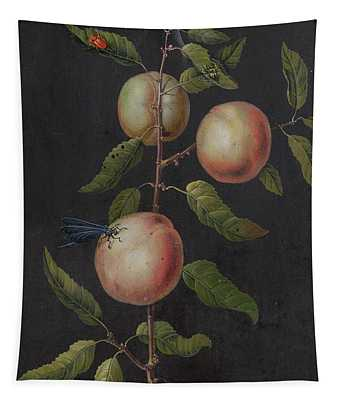Branch Of A Pear Tree Tapestry