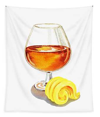 Brandy Butter Tapestry