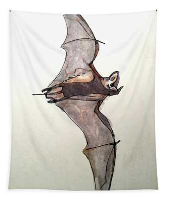 Brazilian Free-tailed Bat Tapestry