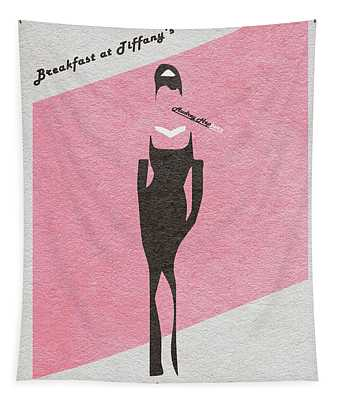 Breakfast At Tiffany's Tapestry