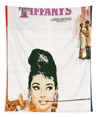 Breakfast At Tiffany's Tapestry