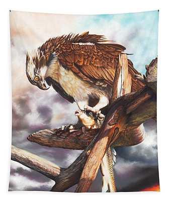 Breakfast In America Tapestry