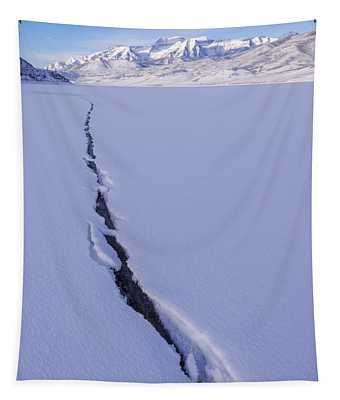 Breaking Ice Tapestry