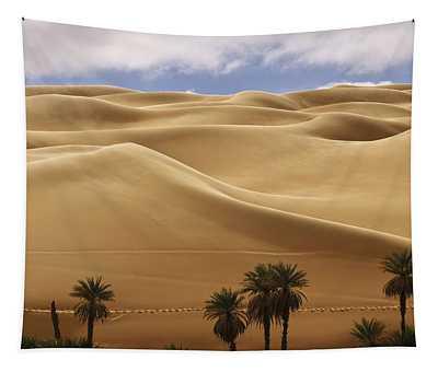 Breathtaking Sand Dunes Tapestry