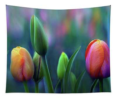 Tapestry featuring the photograph Breezy by Jessica Jenney