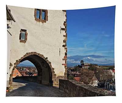 Breisach Medieval Tower Tapestry