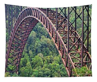 Bridge Of Trees Tapestry