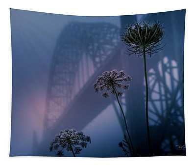 Bridge Scape Tapestry