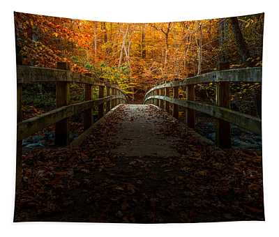 Bridge To Enlightenment Tapestry