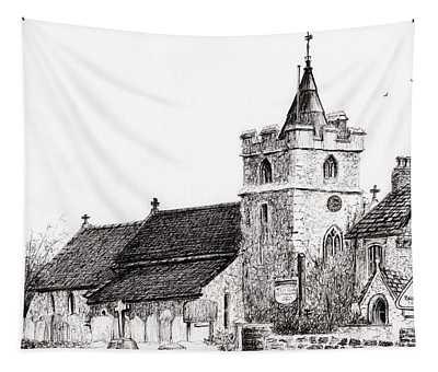 Brighstone Church Tapestry