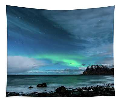 Bright Night Tapestry
