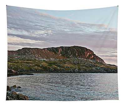 Brimstone Head Rock Tapestry