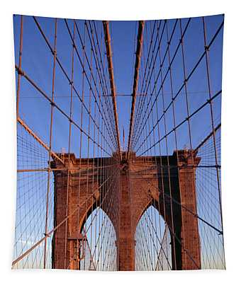 Brooklyn Bridge Tapestry