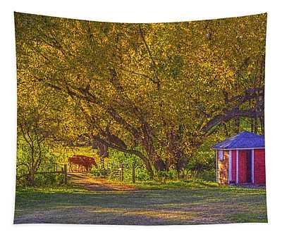 Brunner Organic Family Farm Tapestry