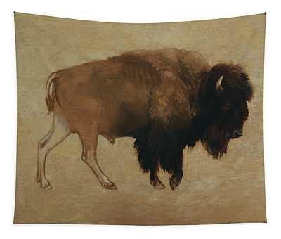 Buffalo Tapestry