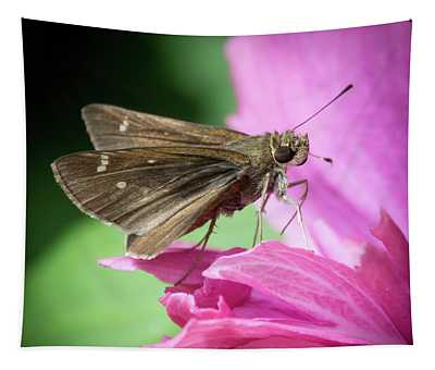 Bug On A Flower Tapestry