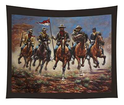 Soldier Wall Tapestries