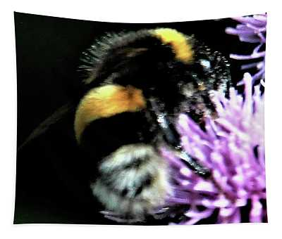 Bumble Bee Tapestry