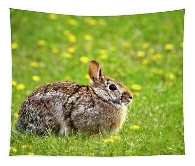 Bunny Rabbit Tapestry