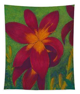 Burst Of Joy Tapestry