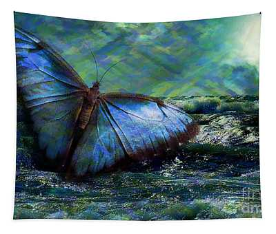 Butterfly Dreams 2015 Tapestry