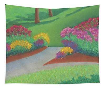 Butterfly Garden Tapestry