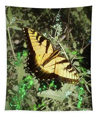 Butterfly Magic Tapestry