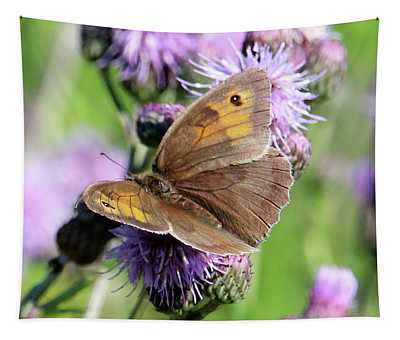 Butterfly Photograph  Tapestry