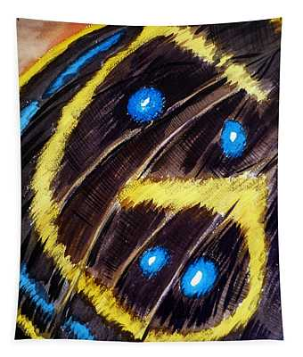 Butterfly Wing Tapestry