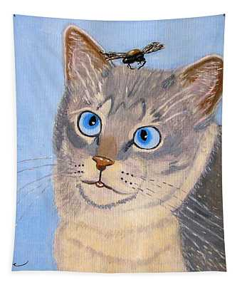 Buzzed Tapestry