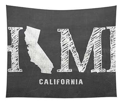 Ca Home Tapestry