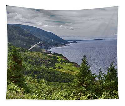 Cabot Trail Tapestry