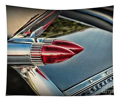 Cadillac Bullet Lights Tapestry