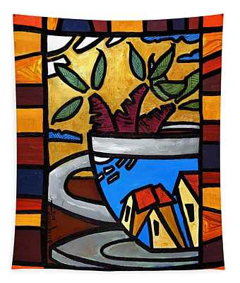 Cafe Caribe  Tapestry