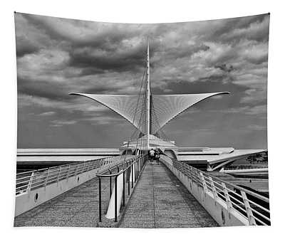 Calatrava Wings Tapestry