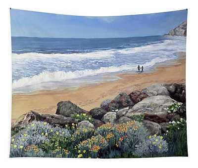 California Dreaming Tapestry