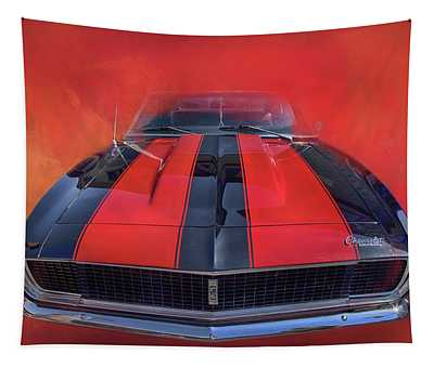 Camaro - Forged By Fire Tapestry
