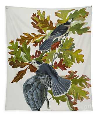 Canada Jay Tapestry