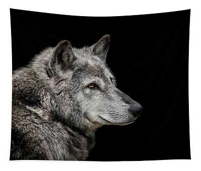 Canis Lupus Tapestry