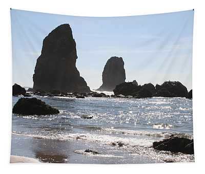 Cannon Beach II Tapestry