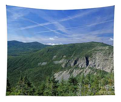 Cannon Mountain - White Mountains New Hampshire Usa Tapestry