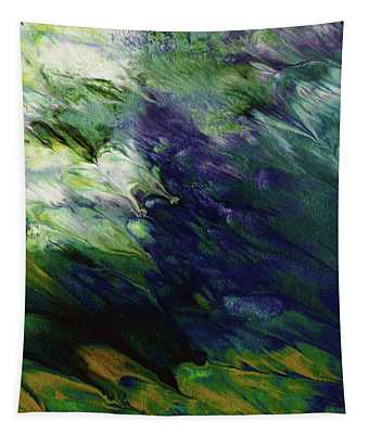 Canopy 3- Art By Linda Woods Tapestry