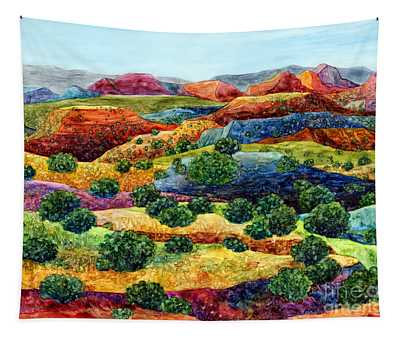 Canyon Impressions Tapestry