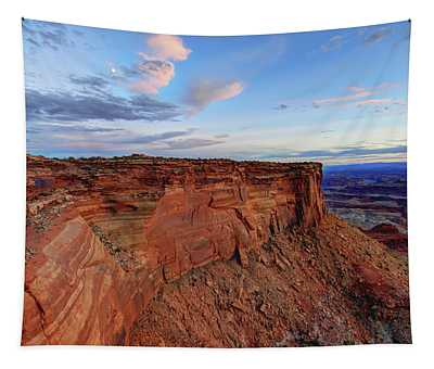 Canyonlands Delight Tapestry