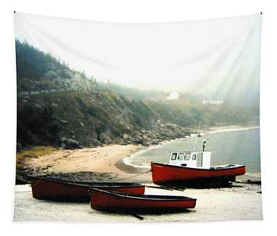 Cabot Trail Photographs Wall Tapestries