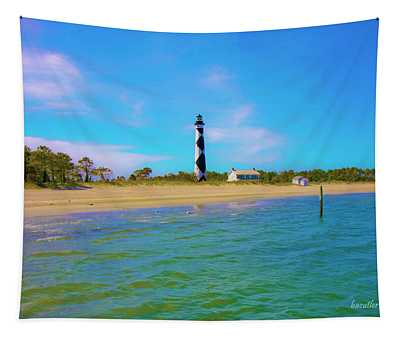 Cape Lookout 1 Tapestry