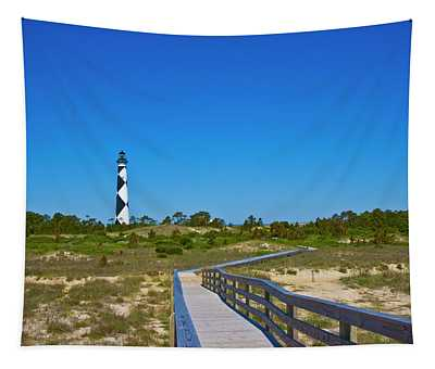 Cape Lookout 2 Tapestry