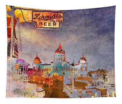 Capitol City Tapestry